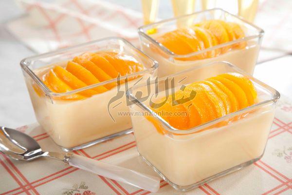 حلو المشمش بالمشمش