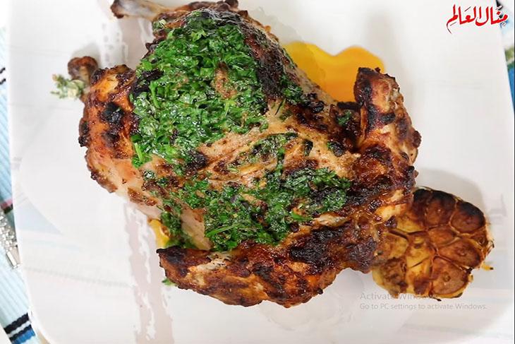 دجاج مشوي 2