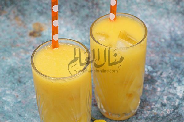 عصير المشمش رمضان 2019