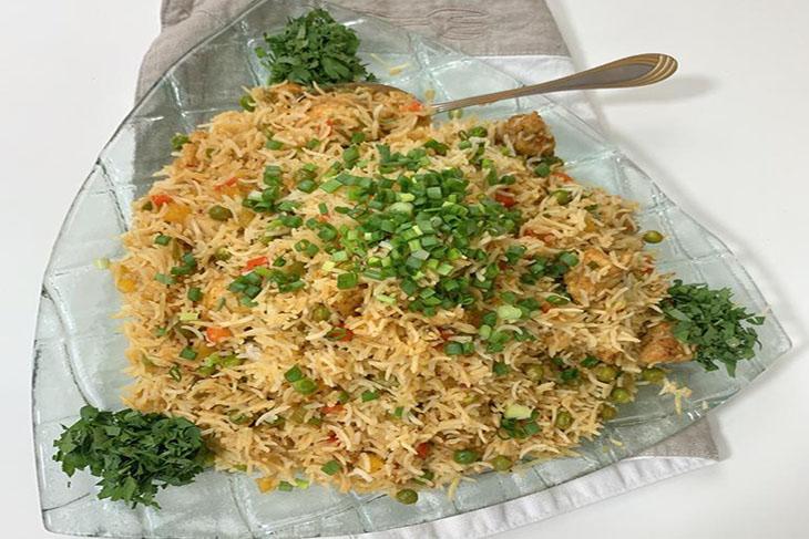 أرز هندي صيني