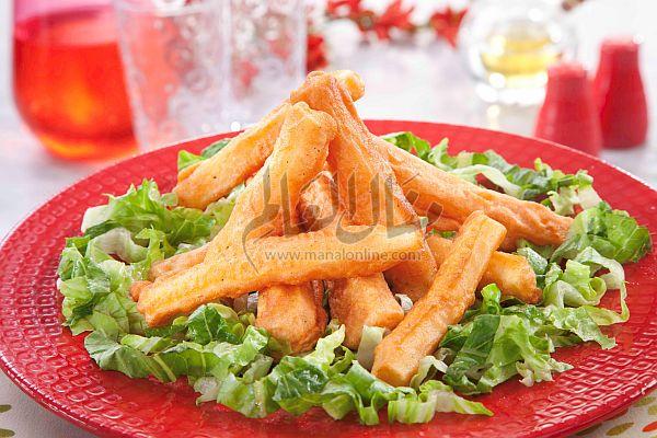 بطاطس مقلية