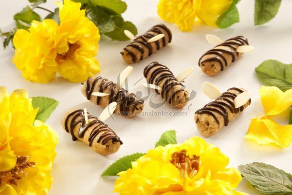 بسكويت نحلة