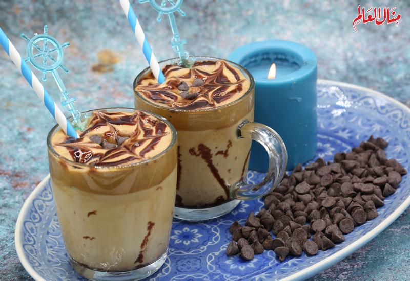 مشروب القهوة البارد رمضان 2019