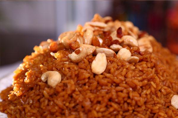 الأرز الفاخر