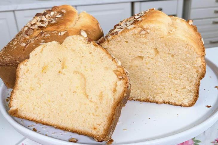 خليط الكيكة الأساسية
