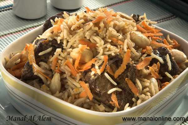 ارز بخاري