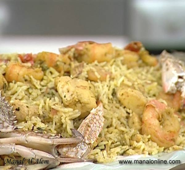 أرز البحر