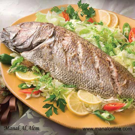 سمك مشوي 2013