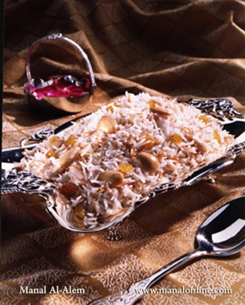 الأرز بالشعيرية