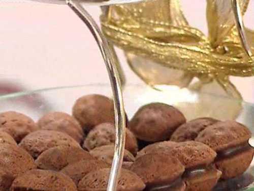 جوزية بالشوكولاتة