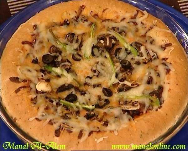 صينية البيتزا