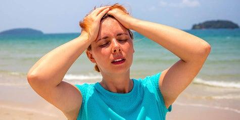 اكتشف.. أعراض ضربات الشمس وكيفية علاجها والوقاية منها - المشاهدات : 737