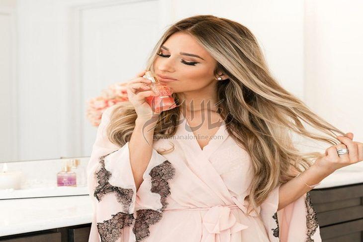 أسهل الطرق للحصول على رائحة شعر جذابة