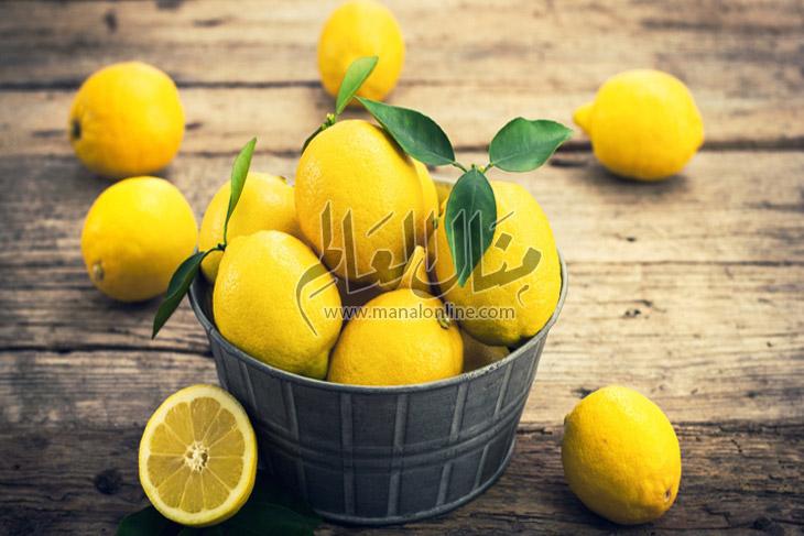 الليمون منظف خارق في كل منزل