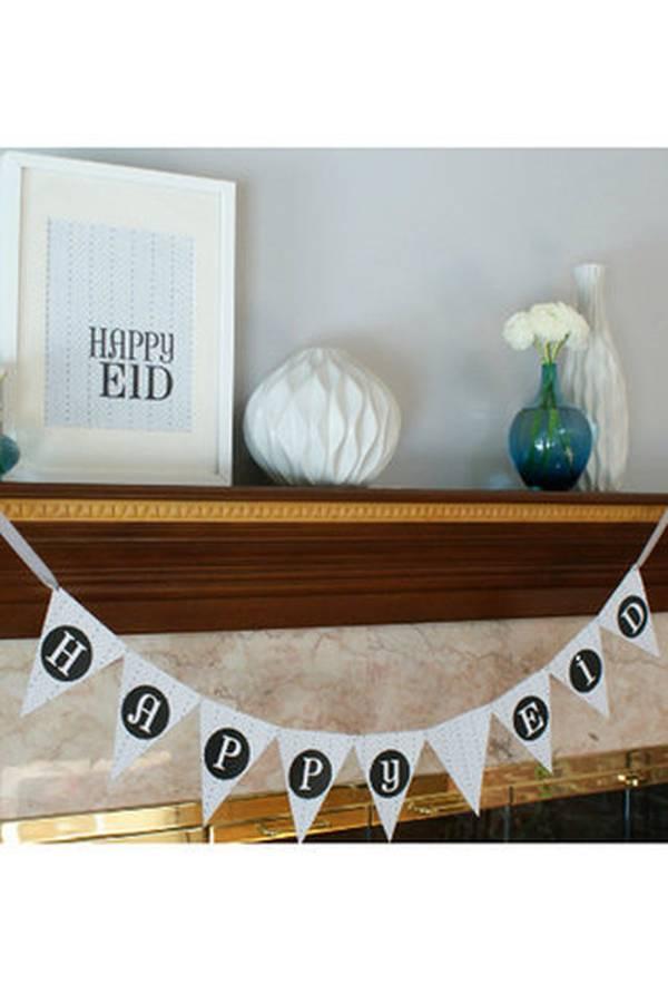 أفكار لترتيب وتزين منزلك في العيد 2