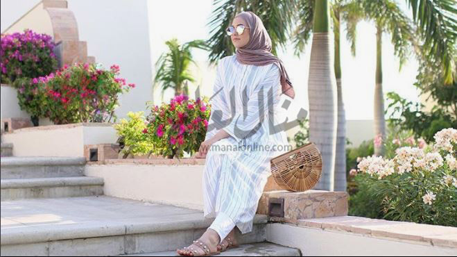 طريقة اختيار خامة ولون الحجاب لتتجنبي الشعور بالحر في رمضان - المشاهدات : 1.02K