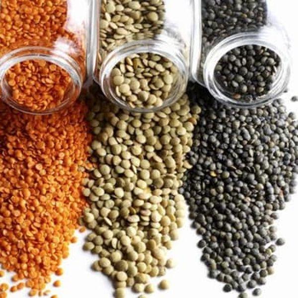 خضروات وحبوب تحتوي على حديد أكثر من اللحوم -3