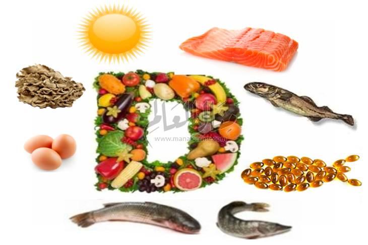 أفضل 10 أغذية غنية بفيتامين د - المشاهدات : 4.15K