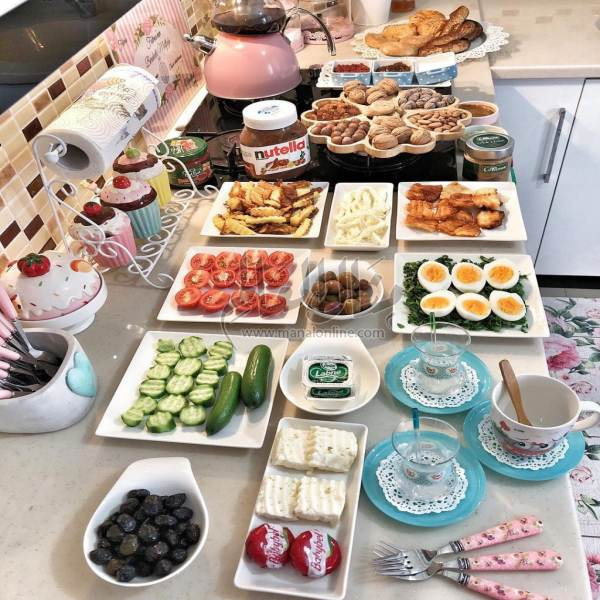 أفكار لتقديم الإفطار على طريقة المطبخ التركي-8