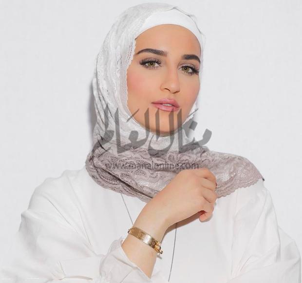 طريقة اختيار لفات حجاب بحسب شكل الوجه - المشاهدات : 2.97K
