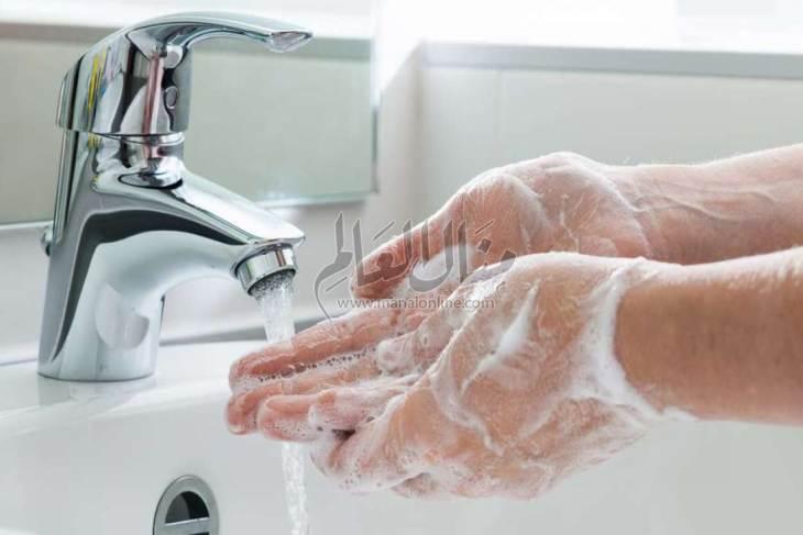 اخطاء تقعين فيها عند غسل يديك تؤدي إلى كوارث