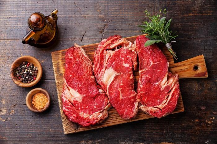 علامات مهمة لإكتشاف اللحوم الطازجة من الفاسدة - المشاهدات : 1.24K