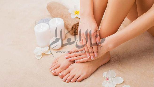 وصفات طبيعية مذهلة لتنعيم اليدين وتشققات الأقدام - المشاهدات : 3.37K