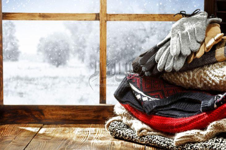 نظفي ملابسك الشتوية بأسهل طريقة مع هذه الخطوات - المشاهدات : 1.73K