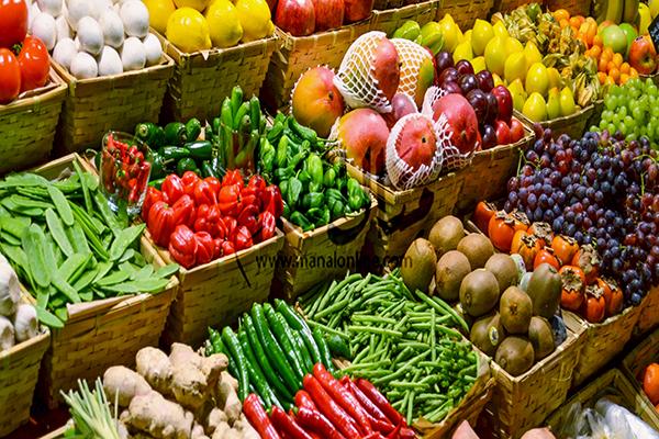 كيف تختار الخضروات والفاكهة الطازجة؟ - المشاهدات : 427