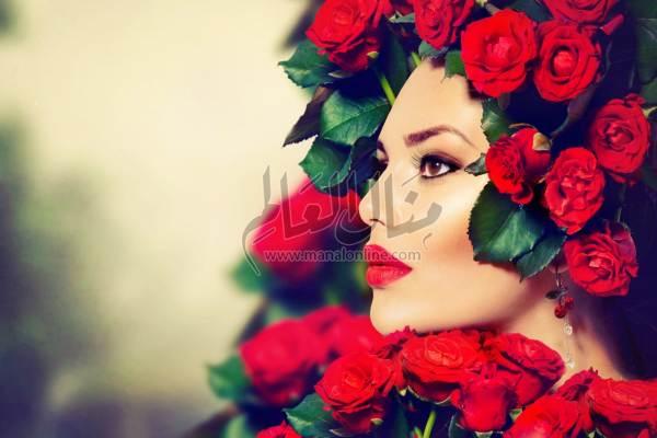 تعلمي إستخدام زيت الورد في تفتيح البشرة-0