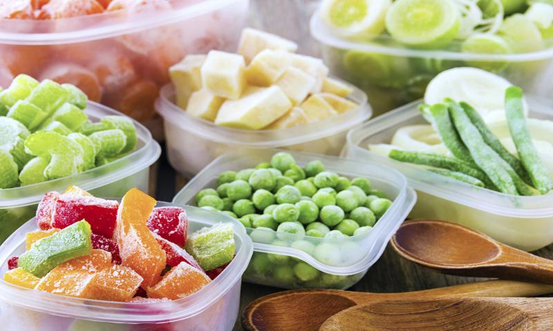 أفضل طريقة لحفظ الخضروات بعد تقطيعها في الثلاجة لمدة طويلة