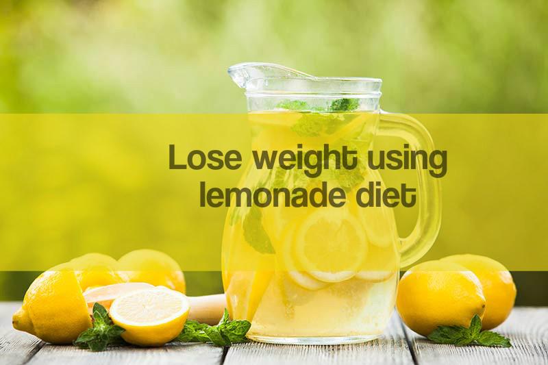 الليمون والماء... وصفة سحرية لأنقاص الوزن باقل من اسبوع - المشاهدات : 2.73K
