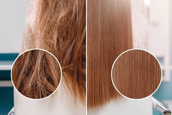 علاج جفاف الشعر بوصفتين مكوناتهم متوفرة فى كل بيت - المشاهدات : 1.68K
