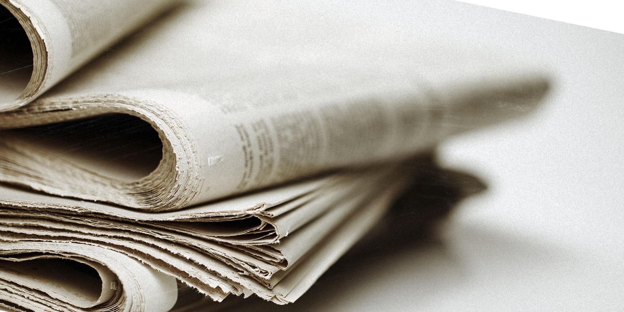 استخدامات مذهلة للجرائد في منزلك