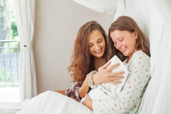 كيف تتعاملين مع ضغط المولود الجديد-3