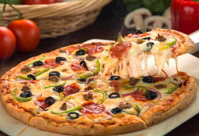 أسهل طريقة لعمل البيتزا في المنزل - المشاهدات : 2.27K