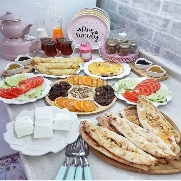 أفكار لتقديم الإفطار على طريقة المطبخ التركي-7