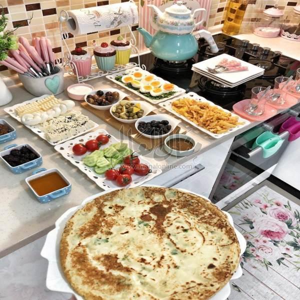 أفكار لتقديم الإفطار على طريقة المطبخ التركي-0
