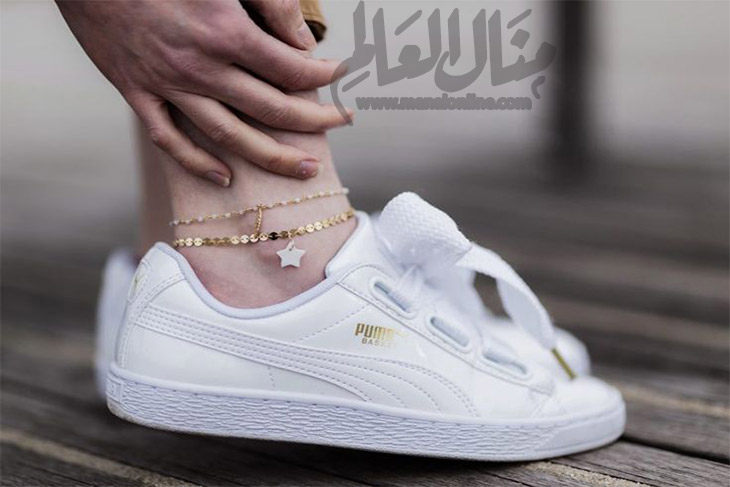 9 طرق لتنظيف حذائك الأبيض  - المشاهدات : 121K