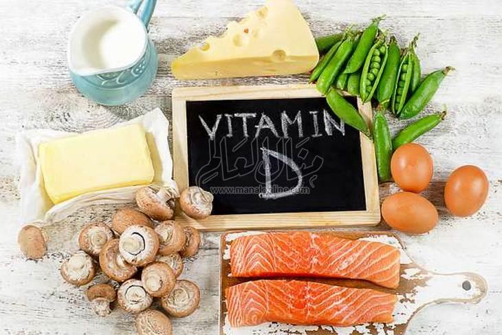 """أعراض نقص فيتامين د """"Vitamin D"""" في الجسم - المشاهدات : 12.4K"""