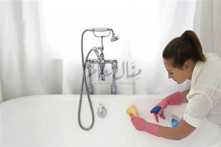 إنسداد حوض الإستحمام ليست مشكلة بعد الآن