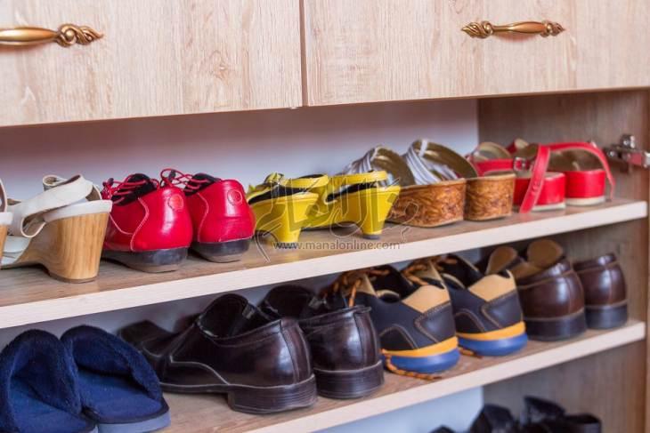 تعطير  خزانة الأحذية بطرق طبيعية  - المشاهدات : 10.9K