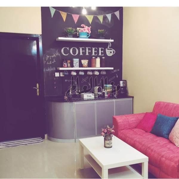 ركن القهوة ديكور جديد نفذيه لتبهري زائرينك-8