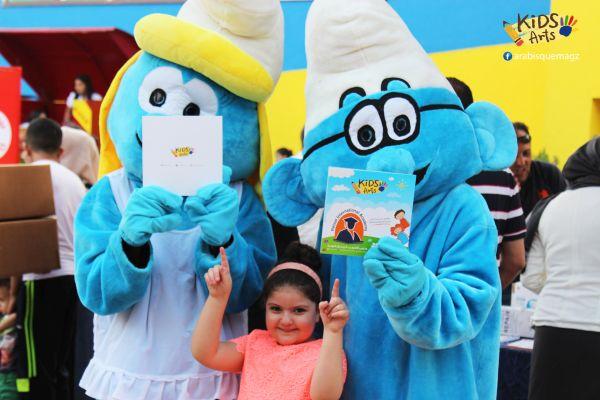 حفل افتتاح مجلة ارابيسك للأطفال-4