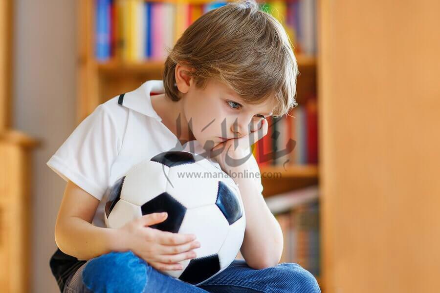 علامات بتقولك طفلك عنده اكتئاب