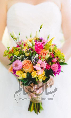ياجمال الورد! وخاصةً إن كان ورد العروس-1