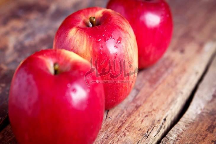 7 إستخدامات غريبة للتفاح .. ستفاجئك - المشاهدات : 2.2K