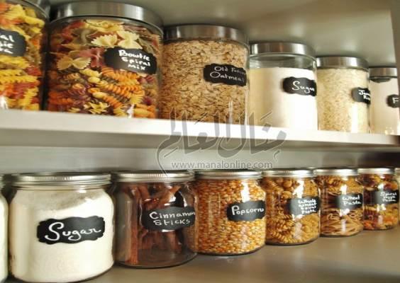 سلسلة تنظيم المنزل مع منال العالم (المطبخ)-1