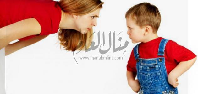التربية مش سهلة... تعملى كيف تتعاملى مع طفلك العنيد - المشاهدات : 1.69K
