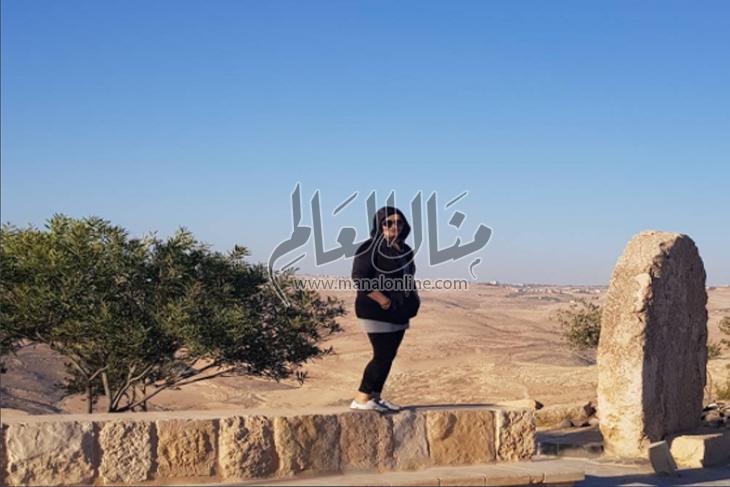 زيارة منال العالم للأردن  - المشاهدات : 7.03K